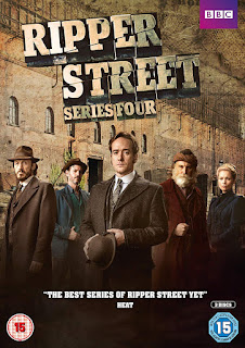 Honourable Mention: Ripper Street: A White World Made Red