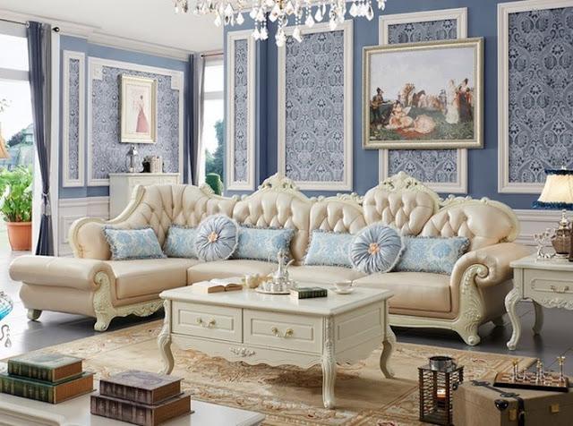 ghế sofa cổ điển phong cách  mới lạ, độc đáo
