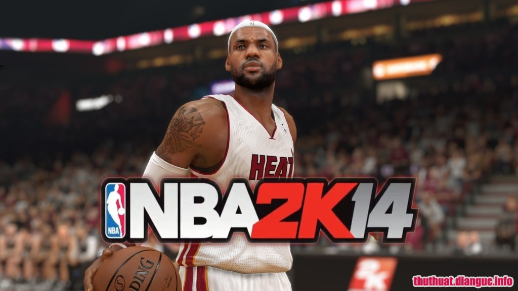 Download game NBA 2K14 Full Cr@ck – Game bóng rổ PC