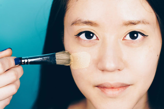 Tips the best foundation for dry skin