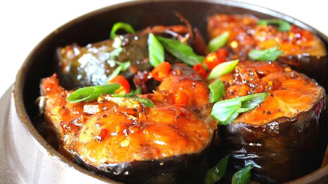 Cách nấu cá rán rim mắm cực hấp dẫn