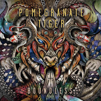 "Pomegranate Tiger - ""Boundless"" odsłuch"
