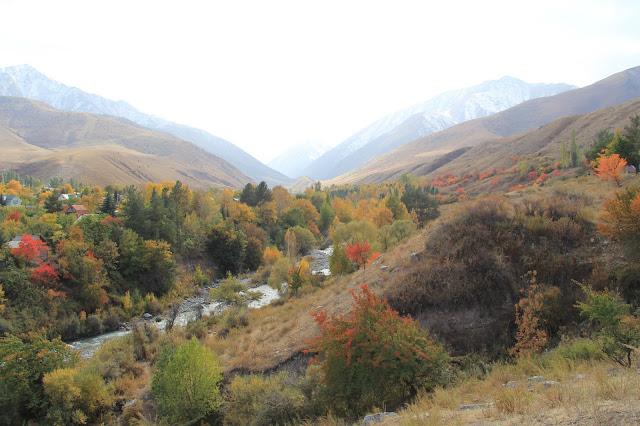 Kirghizistan, Bichkek, Ala Archa, © L. Gigout, 2012