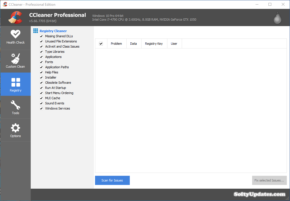 CCleaner 5.66.7705