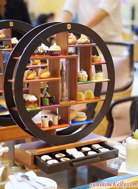 Festive Afternoon Tea, Lobby Lounge, Shangri-La Hotel, Kuala Lumpur, Hi Tea, food