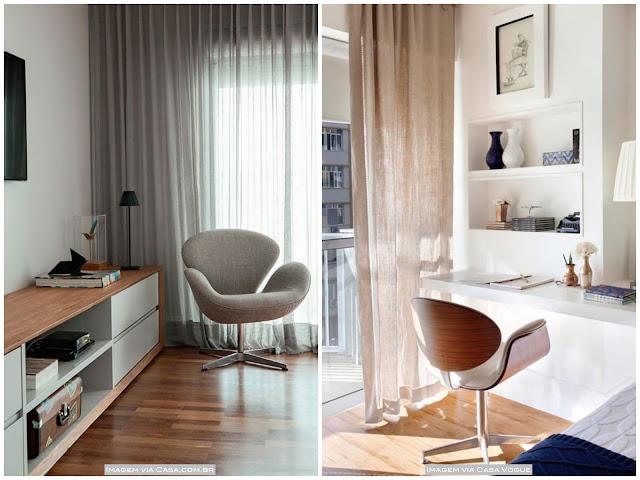 cortina ideal para quarto