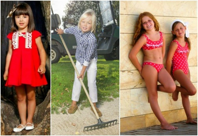 outlet verano ropa infantil y baño