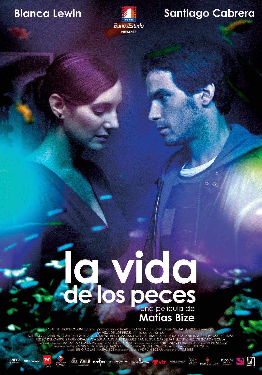 La vida de los peces (2010) ταινιες online seires oipeirates greek subs