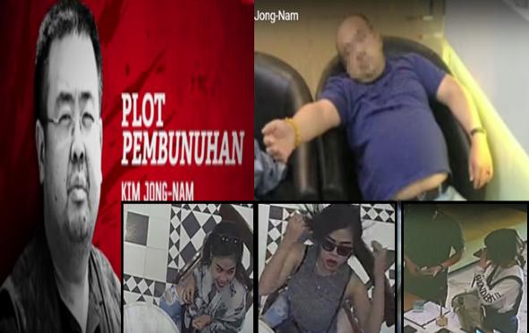 Image result for Gambar pembunuh Kim Jong nam