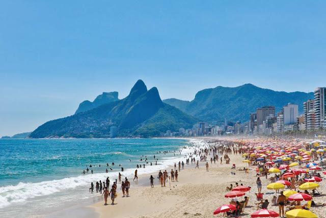 Tempat Wisata di Brazil