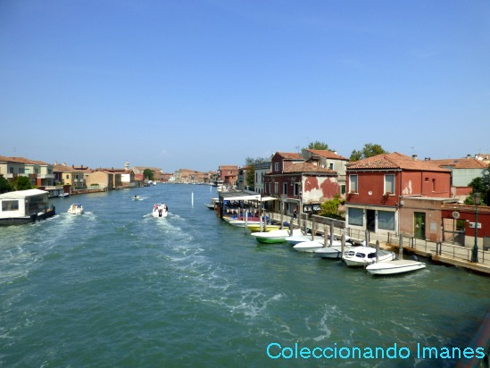 Ir a Murano desde Venecia