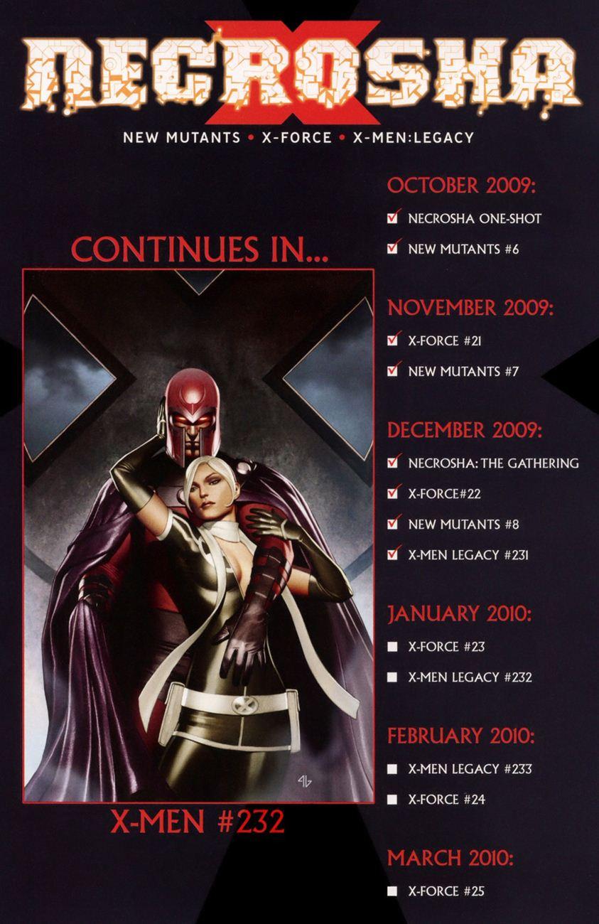 X-Men Necrosha chap 8 trang 25