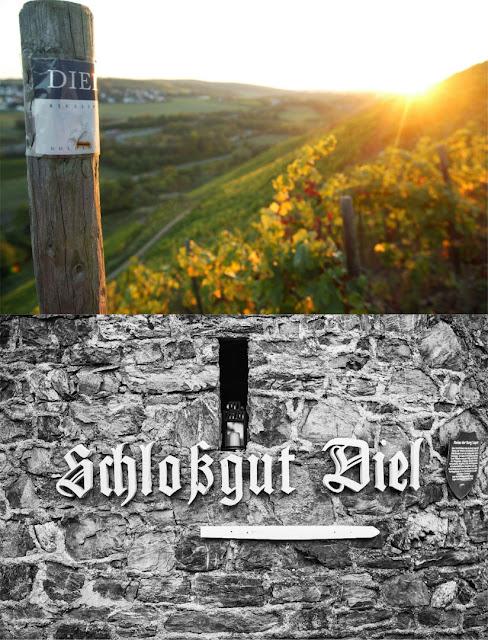 Weinlage Goldloch Schlossgut Diel