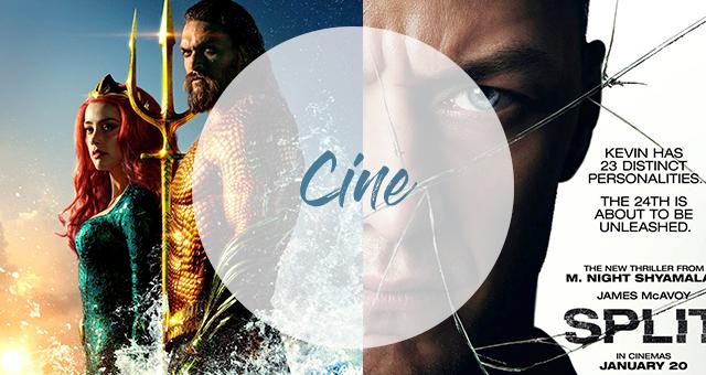 Cine | Aquaman, Múltiple