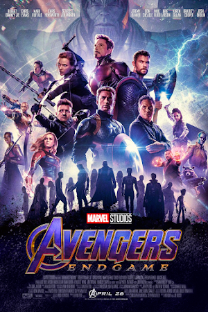 AVENGERS ENDGAME INTERNATIONAL POSTER HD