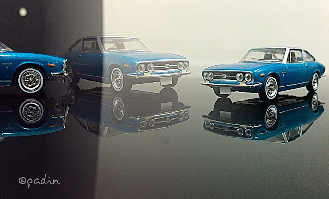 isuzu 117 coupe diecast
