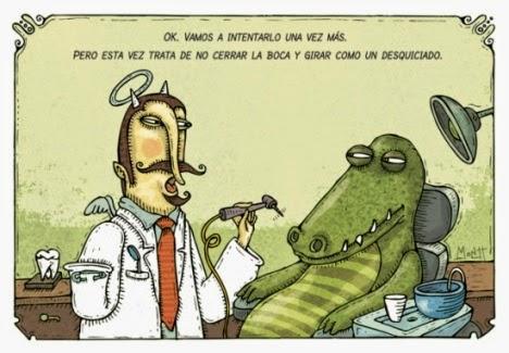 Resultado de imagen de cocodrilos chistes