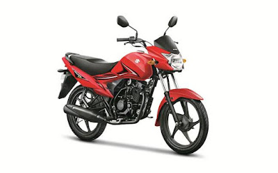 Suzuki Launched Its New Cheapest Bike Hayate EP 2016