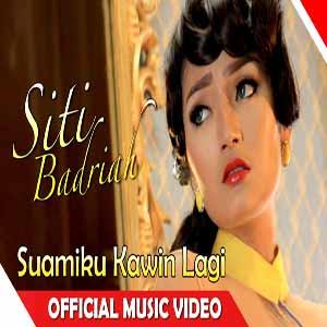 Download MP3 SITI BADRIAH - Suamiku Kawin Lagi