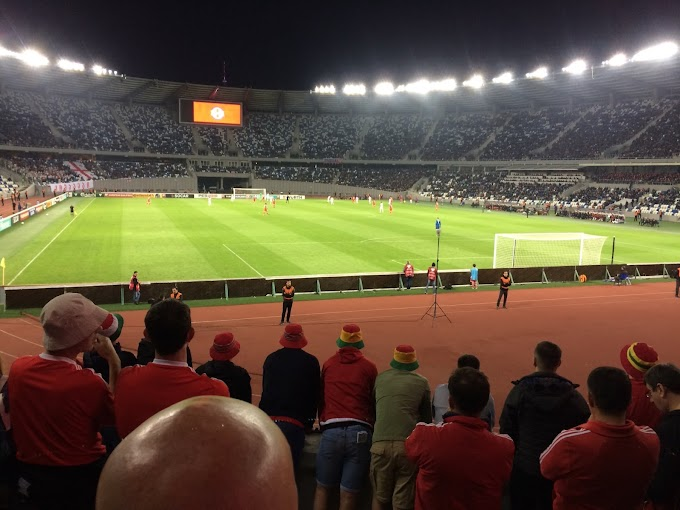 Q and A Welsh fan view on playing in China