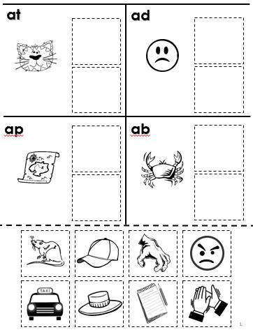 Printables. Kindergarten Cut And Paste Worksheets. Tempojs