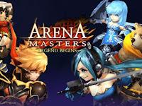 Arena Masters Legend Begins Apk Mod v17.33.171 (PVP Battle)