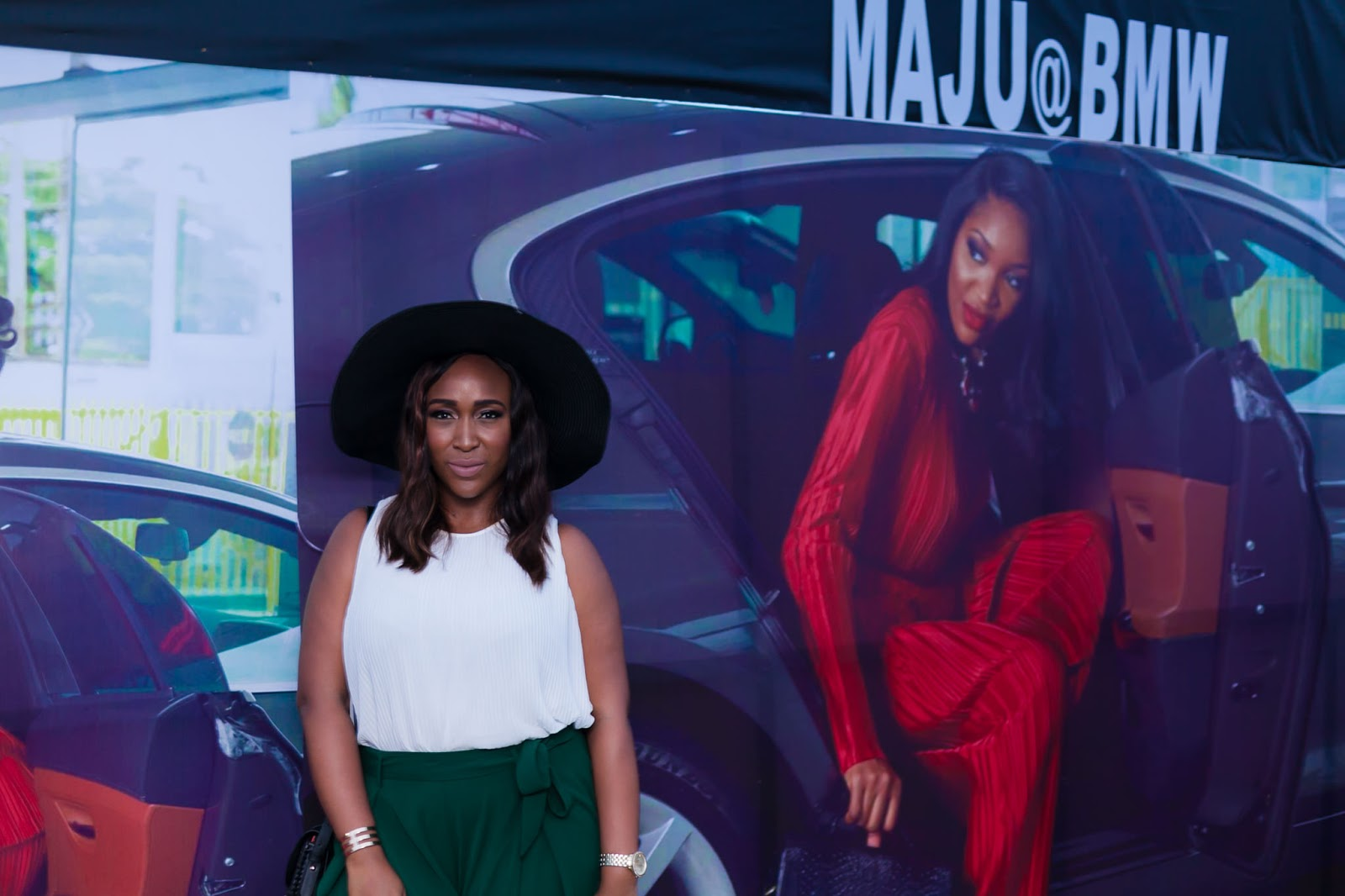 maju bmw shopping party eko atlantic victoria island 30