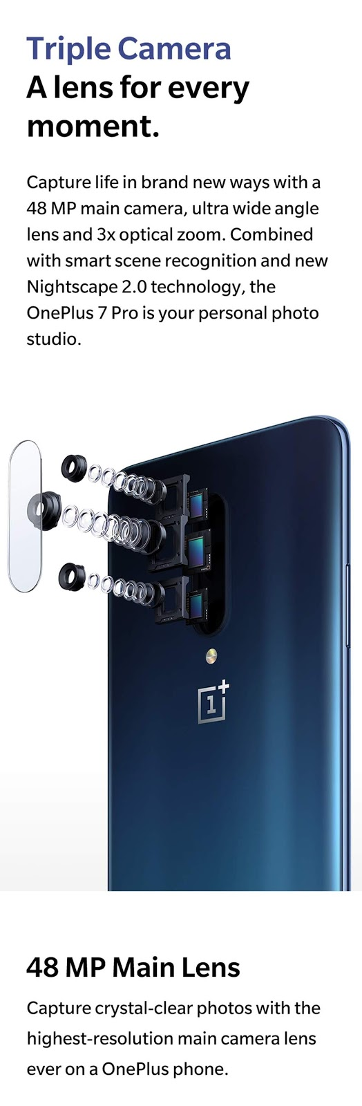 OnePlus 7 Pro Smartphone buy low cost