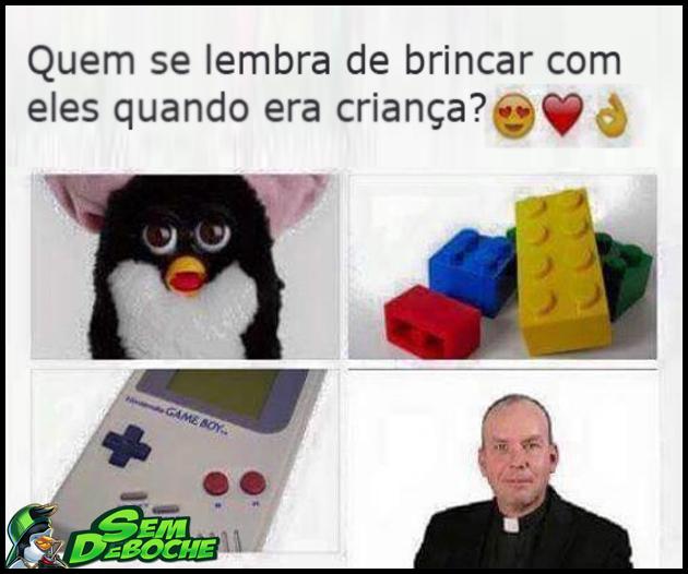 HUMOR NEGRO #49 - BRINQUEDOS DE CRIANÇA