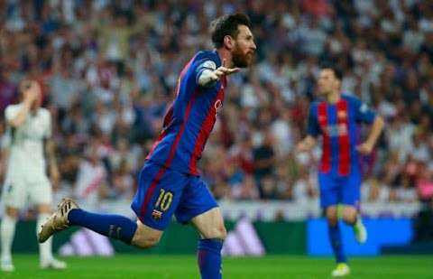 Messi reveals the only player he asked for shirt