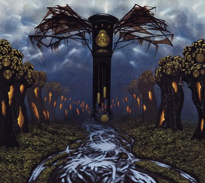 Dia das Bruxas - Jacek Yerka e seu surrealismo fantástico ~ Polonês