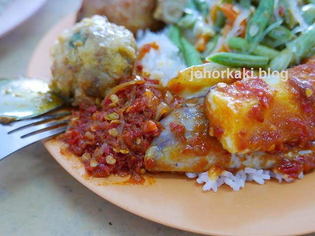 Nasi-Padang-Masarah-Hai-Chiew-Masai-Johor