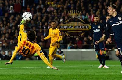 'Messi Bermain Apik Di Musim Ini, Dengan Membuat 12 Gol Dari 13 Pertandinganmnya