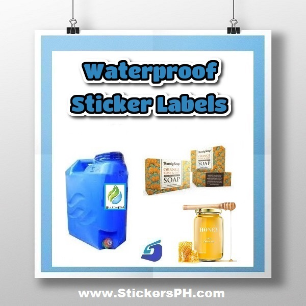 Waterproof Sticker Labels