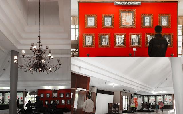 suasana museum kretek