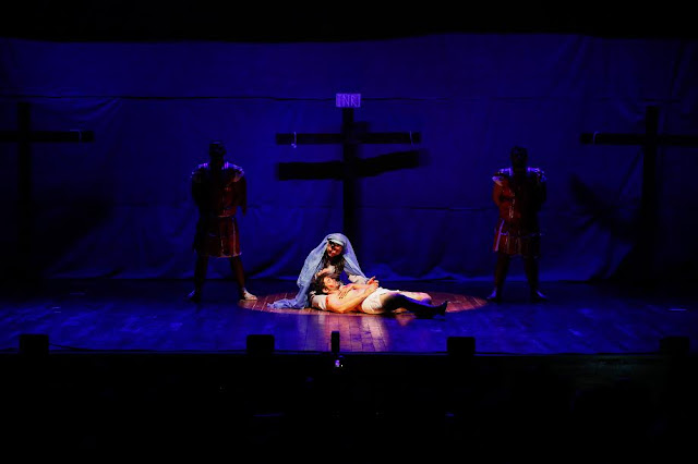 Paixão de Cristo do Pina no Teatro RioMar