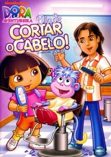 Dora A Aventureira: Dia de Cortar o Cabelo Dublado