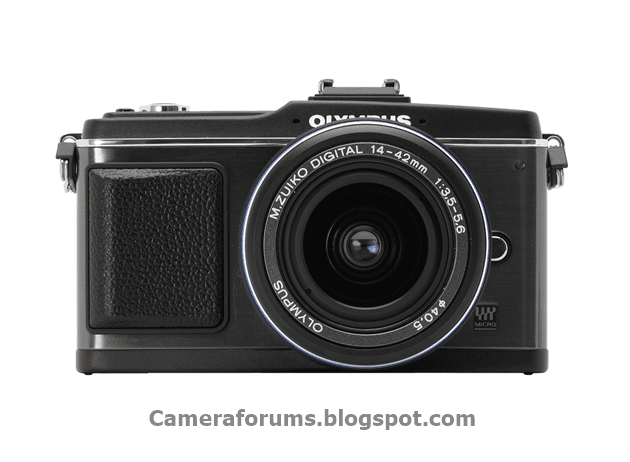 Olympus PEN E-P2 Software and Firmware Download