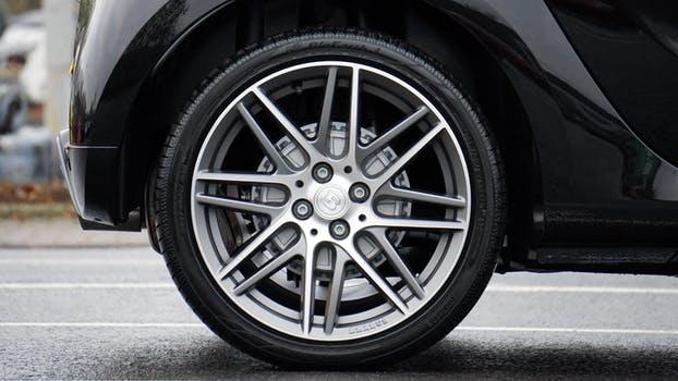 modern tyre