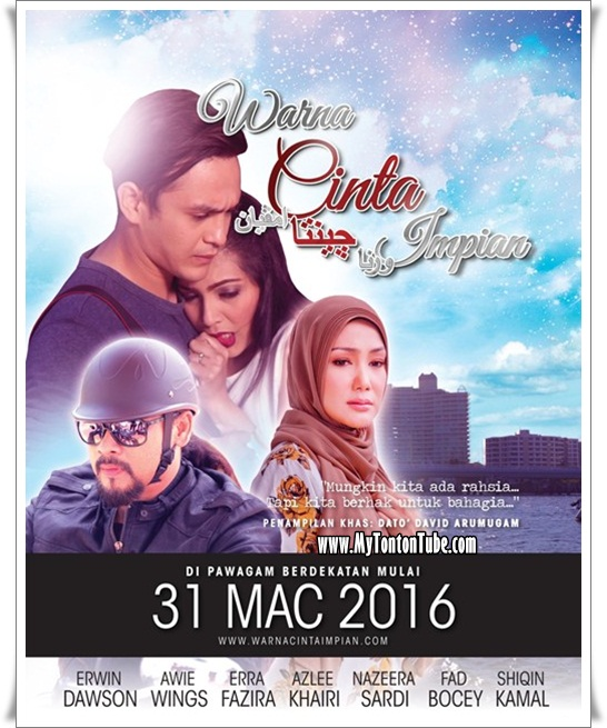 Filem Warna Cinta Impian (2016) - Full Movie