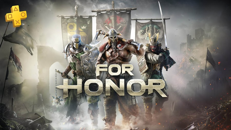 for honor game ps4 plus ubisoft