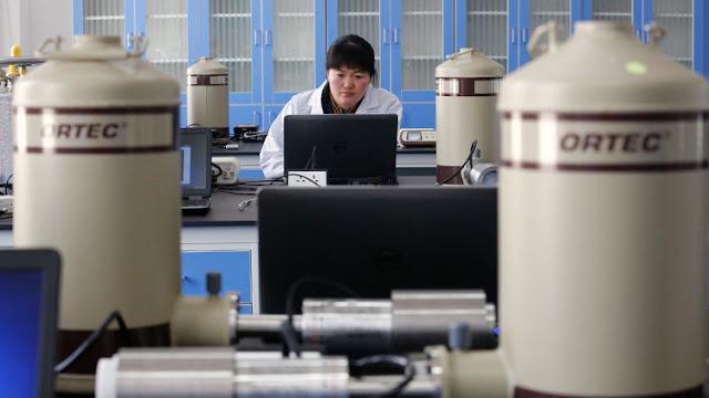 Cabe en un contenedor: China desarrolla el reactor nuclear más pequeño del mundo