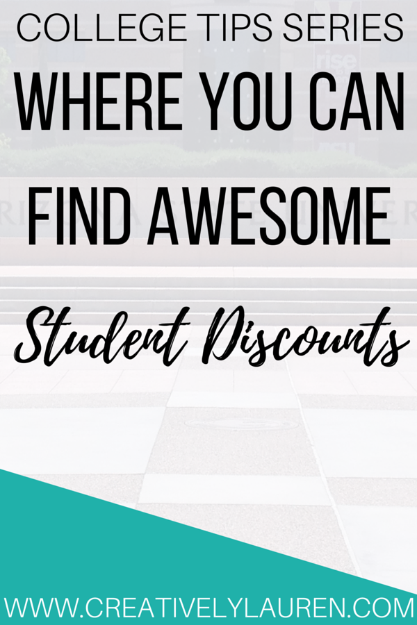 Where You Can Find Awesome Student Discounts