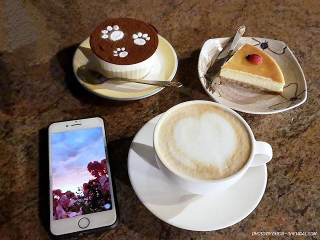 IMG 20181215 211449 - 岳家莊夜景咖啡廳,超隱密遼闊夜景盡收眼底,還有多款桌遊讓你們玩到嗨!