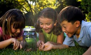 Beberapa Percobaan Sains Menarik Dalam Biologi Untuk Anak
