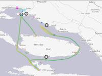 trajekt Starigrad - Split slike otok Brač Online