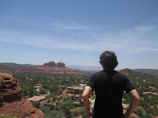 sedona, AZ, red rocks