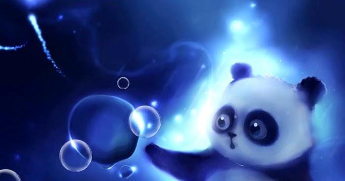 Cute Panda Desktop Wallpaper Panda Bubble Panda Foam Wallpaper Engine Download