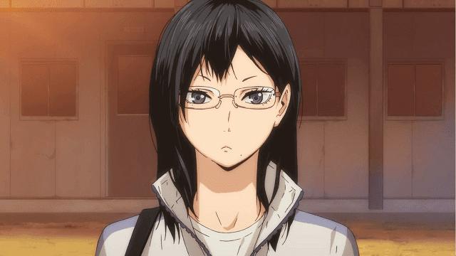 Shimizu memiliki wajah canti yang membuatnya banyak digilai para lelaki