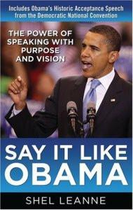 Say It Like OBAMA Book PDF for Free